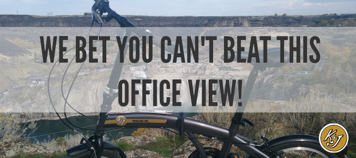 """We Bet You Can't Beat This """"Office"""" View... Trucking Photos! - K&J Trucking"""