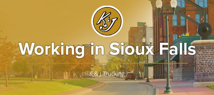 Truck Driver Jobs in Sioux Falls