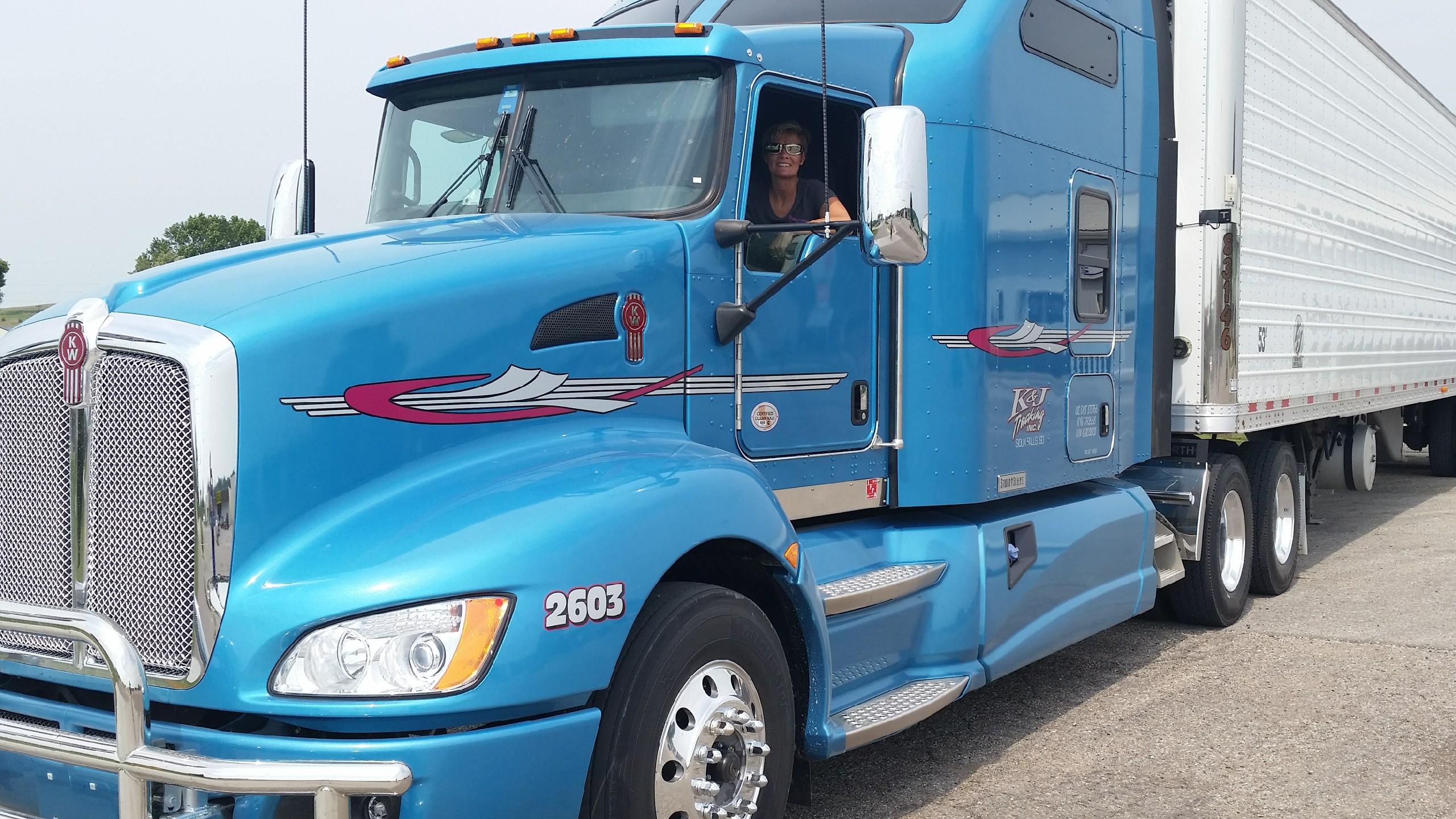 Bonnie - K & J Trucking