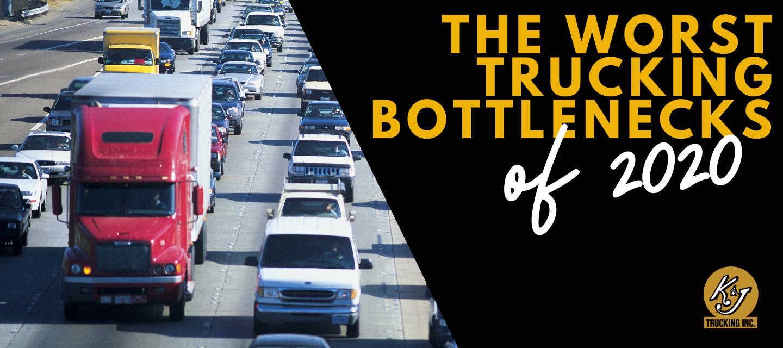 Bottlenecks Blog