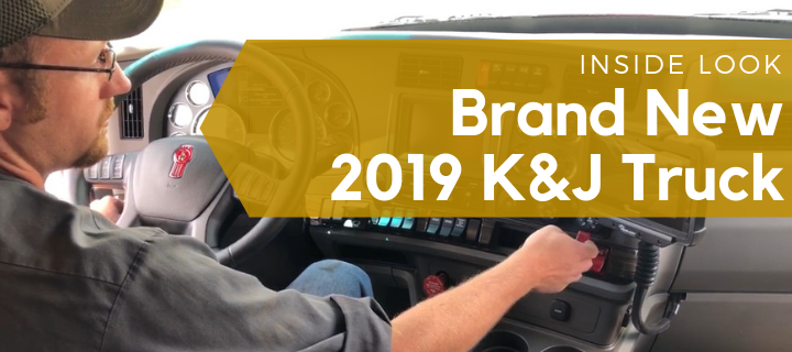 Inside Look at a Brand New 2019 K&J Trucking Cab (1)