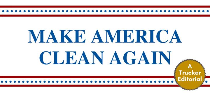 Make America Clean Again