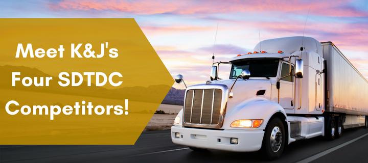 Meet K&J's Four SDTDC Competitors! - K&J Trucking