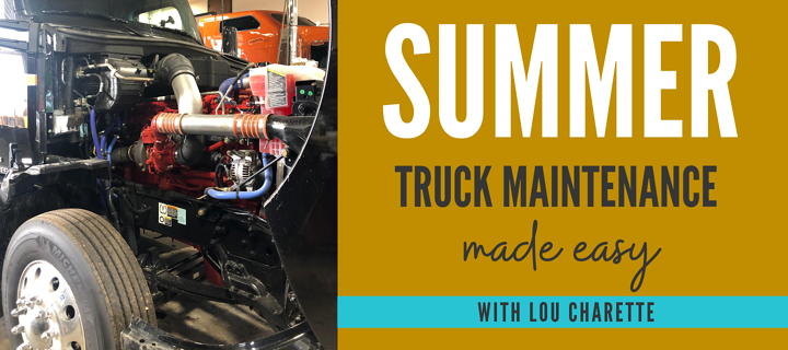 Summer Truck Maintenance (1)
