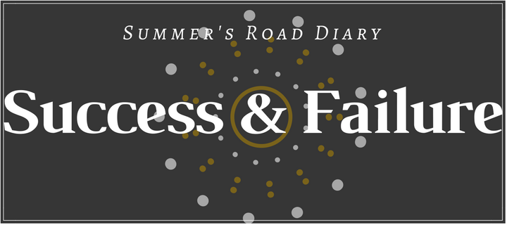 Summer's Road Diary