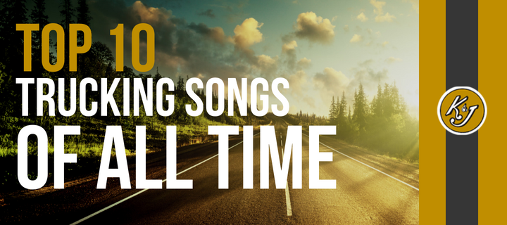 Top 10 Trucking Songs of All Time (2)