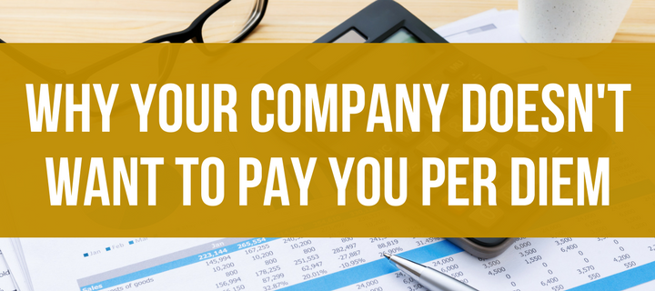 Why Your Company Doesn't Want to Pay You Per Diem - K & J Trucking