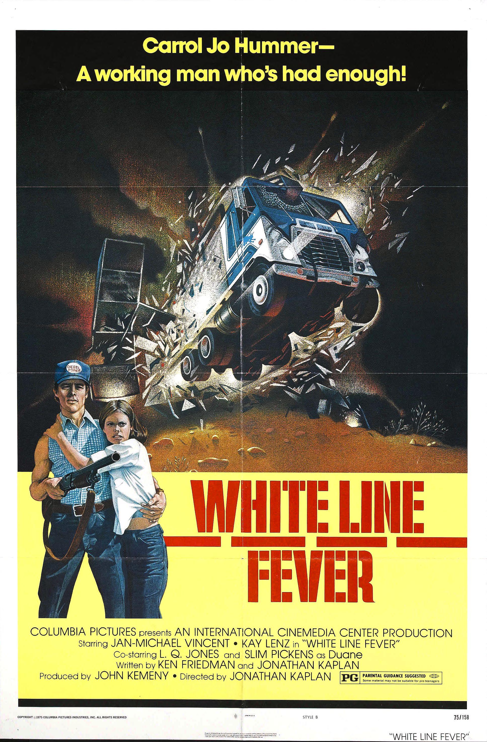 whitelinefever