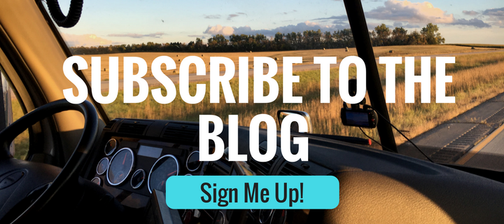 Subscribe to the Blog - Sign Me Up